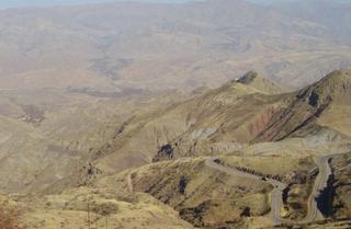 Alamut-e Sharqi District Bakhsh in Qazvin, Iran