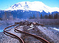 Alaska Railroad tracks damaged in the 1964 earthquake.jpg