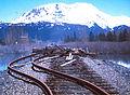 Alaska Railroad tracks damaged in the 1964 earthquake.jpg