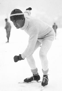 Albert Hassler French ice hockey player and speed skater