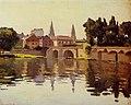 Albert Marquet, 1925 - Le Pont de Poissy.jpg