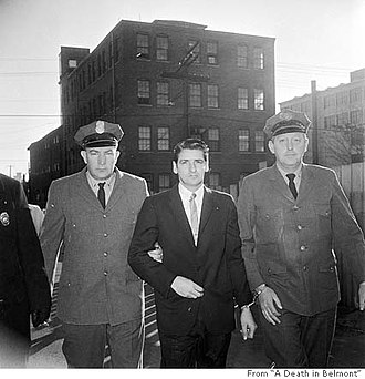 "Albert De Salvo, who claimed to be the ""Boston Strangler"", after being caught in Lynn, Massachusetts in 1967. Albert deSalvo.jpg"