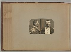 Album of Paris Crime Scenes - Attributed to Alphonse Bertillon. DP263770.jpg
