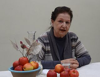 Alenka Puhar Slovenian historian and journalist