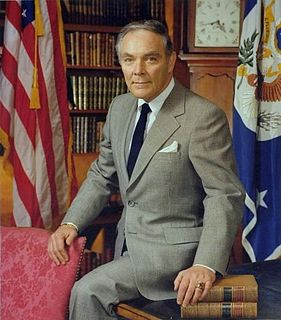 Alexander Haig former U.S. States Secretary of State and U.S. Army general