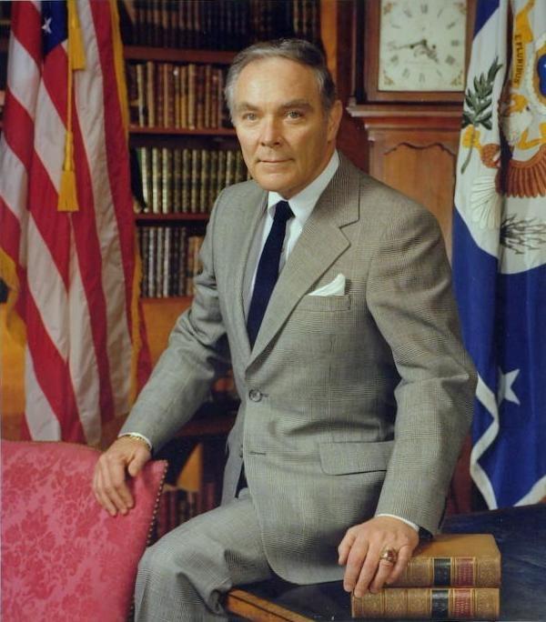 Alexander Haig Official Portrait