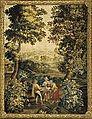 Alexander van Bredael - An Oudenaarde Teniers Tapestry.jpg