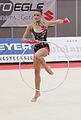 Alexandra Merkulova RUS Rhythmische Gymnastin.JPG