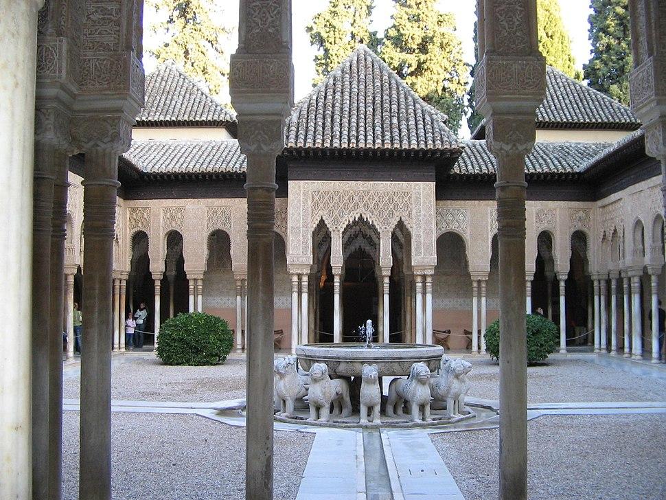 Alhambra Dec 2004 5