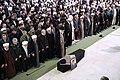 Ali Khamenei Praying for Ayatollah Hashemi Shahroudi02.jpg