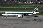 "Alitalia Airbus A321-112 I-BIXP ""Carlo Morelli"" (22387951394).jpg"