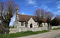 All Saints' Church, High Roding, Essex, England - from the south.jpg
