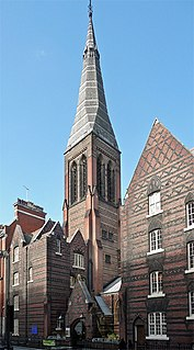 All Saints, Margaret Street Church in United Kingdom
