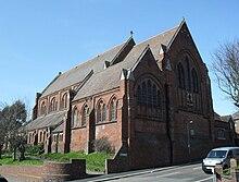 La tuta Souls Church, Clive Vale, Hastings (IoE Code 293707).JPG