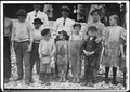 All these are shrimp pickers. Youngest in photo are 5 and 8 years old. Biloxi, Miss. - NARA - 523393.tif