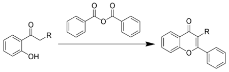 The Allan-Robinson reaction
