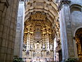 Altar Central (Sé do Porto) - 2.JPG