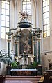 Altar in the Church of Franciscans, Kosice 2018-05.jpg