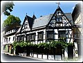 Altenahr - Weinhaus und Restaurant Schäferkarre Brückenstr. 29 – Historisches Haus - panoramio.jpg