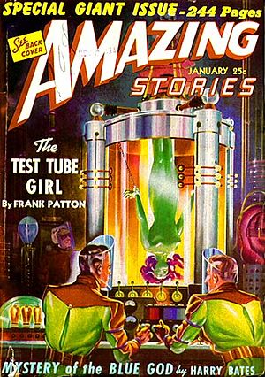 Malcolm Smith (artist) - Image: Amazing stories 194201