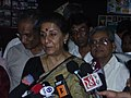 Ambika Soni - Press Conference - Science City - Kolkata 2006-07-04 5220043.JPG