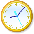 Ambox clock yellow.svg