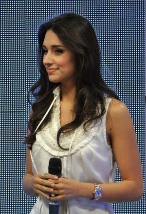 Amelia Vega - Amelia Vega in 2010