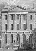 Amicable Society for a Perpetual Assurance Office, Serjeants' Inn, Fleet Street, London, 1801.jpg