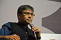 Amit Chaudhuri - Kolkata 2014-01-31 8212.JPG