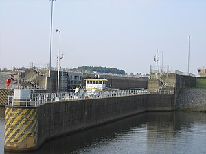 Amory, Mississippi - Amory Lock