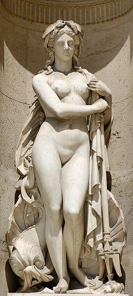 Archivo:Amphitrite Devaulx cour Carree Louvre.jpg