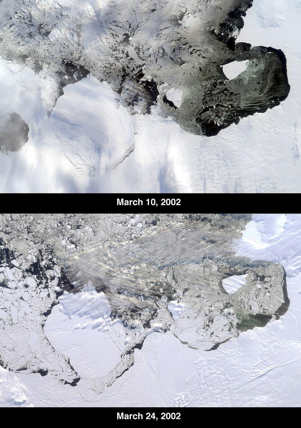Amundsen Sea Icebergs