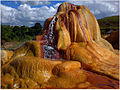 Analavory geyser near hot springs at Ampefy in Itasy - Madagascar.jpg