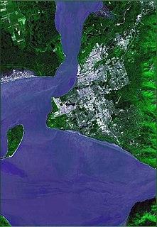 island in United States of America