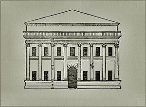 Giant order - Image: Andrea Palladio Palais Barbaran da Porto