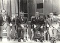 Andrei, Ceaușescu, Brezhnev and Gromyko.jpg