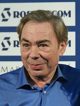 Andrew Lloyd Webber in Eurovision 2009