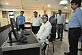 Anil Vij Checks Mind Game Exhibit - National Demonstration Laboratory - NCSM - Kolkata 2016-10-07 8216.JPG