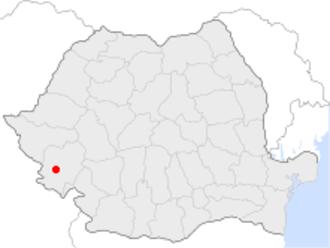 Anina - Image: Anina in Romania