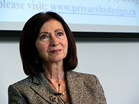 Ann Cavoukian, Information and Privacy Commissioner of Ontario.jpeg