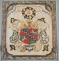 Anna Beate Rosenkrantz' våben (Solum Kirke).JPG