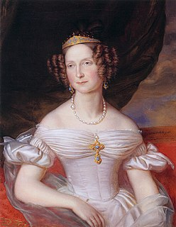 Anna Pavlovna of Russia Queen consort of the Netherlands