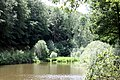 Annarode (Mansfeld), pond in the valley of the Dippelsbach.jpg