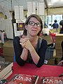 Anne Plichota - Comédie du Livre 2011 - Montpellier - P1160353.jpg