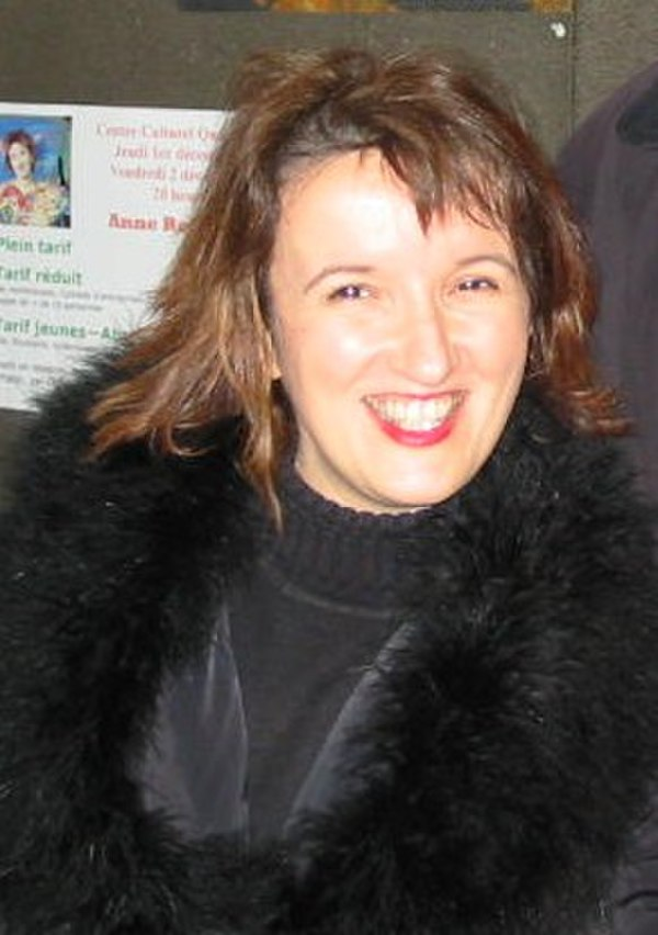 Photo Anne Roumanoff via Wikidata