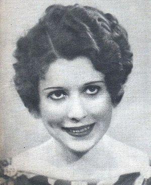 Annette Hanshaw - Hanshaw in 1934
