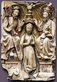 Anonieme Engelse meester (1450-1500) De kroning van Maria (albast) - MSK Gent 20-8-2016 13-37-12.jpg