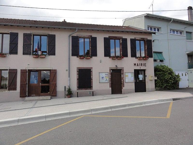 Anthelupt (M-et-M) mairie