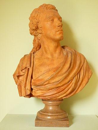 Antoine Barnave - Bust of Antoine Barnave, Museum of Grenoble