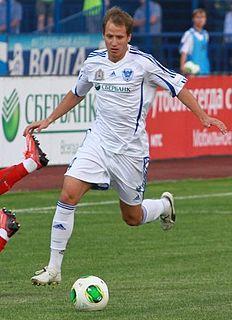 Anton Putsila Belarusian footballer